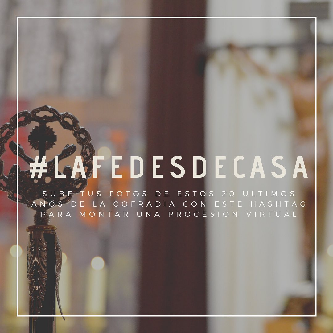 #lafeDesdecasa